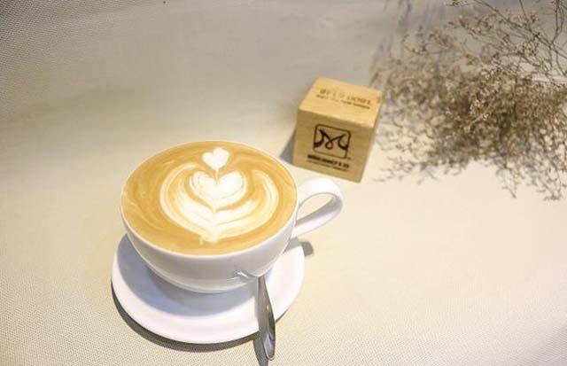 cafe latte art la gi