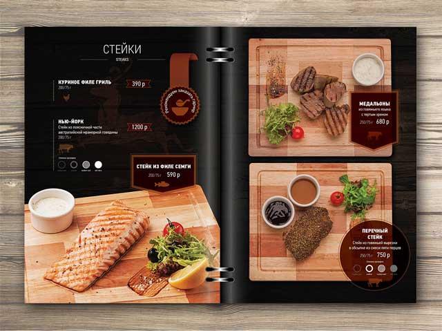 phương pháp xây dựng thực đơn trong nhà hàng