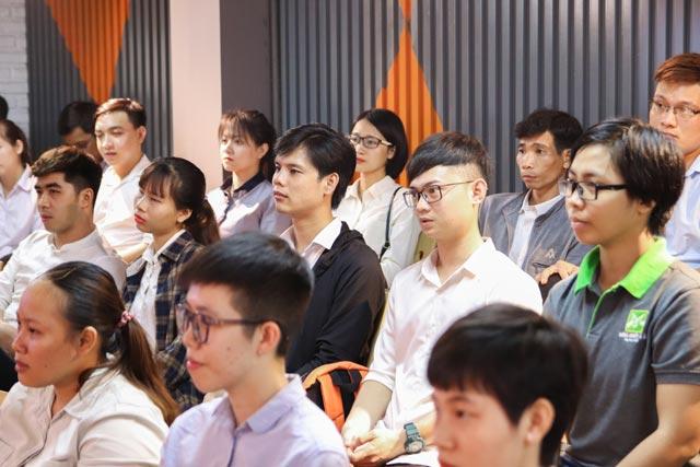 Mỗi ứng viên đều có một định hướng chọn nghề