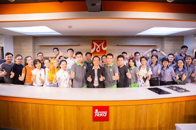 ứng viên NHKS đã đồng hành cùng mỗi chương trình