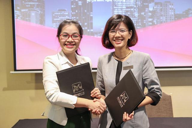 ký kết hợp tác thỏa thuận về ưu tiên tuyển dụng