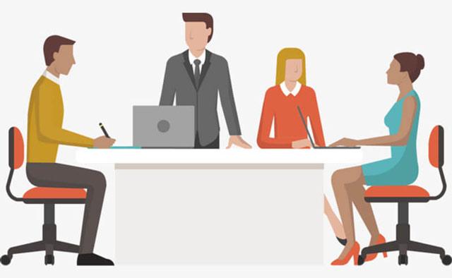 nâng cao chất lượng buổi họp