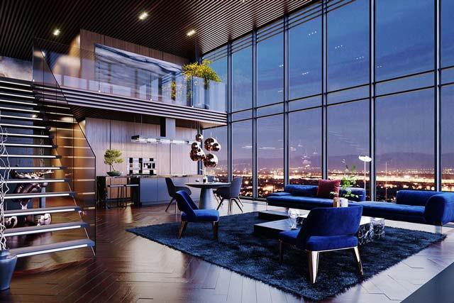 Duplex và Penthouse