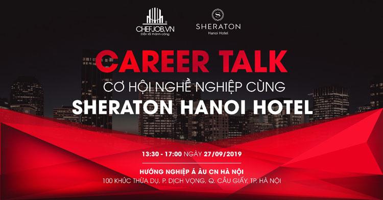 Career Talk tại Hà Nội