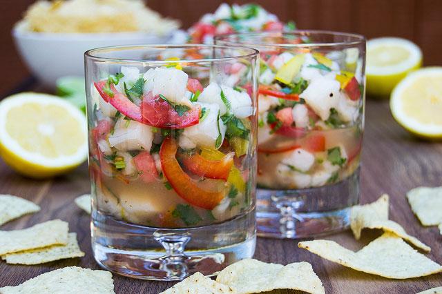 Ceviche – Món Cocktail Gỏi Hải Sản Kỳ Lạ Tại Mỹ Latin