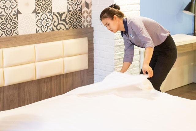 cơ hội nhận việc ở vị trí phù hợp tại khách sạn Holiday Inn