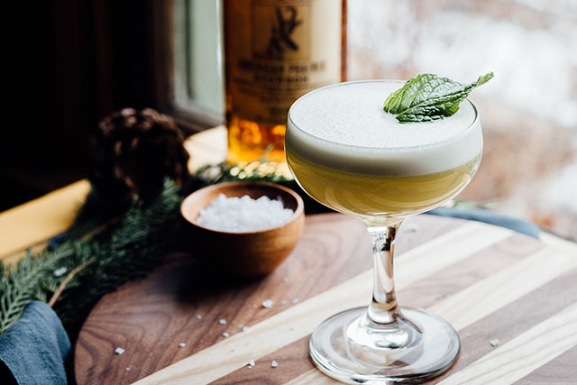 Cocktail Dry Shake
