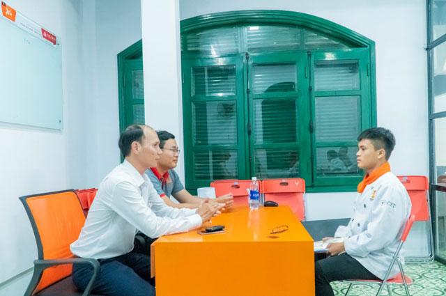 Cùng chuyên gia NHKS tham gia một buổi phỏng vấn trực tiếp