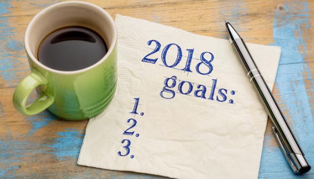 bắt đầu từ những mục tiêu đơn giản