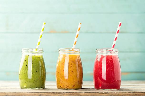 thức uống smoothie