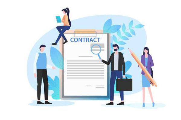 hợp đồng khoán việc