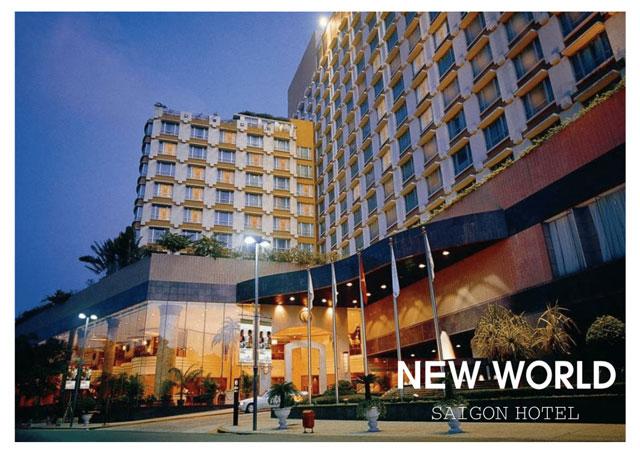Khách sạn 5 sao New World