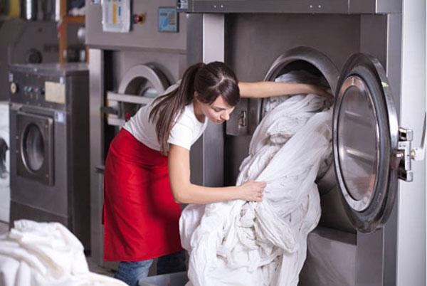 chú ý giặt khô đúng cách