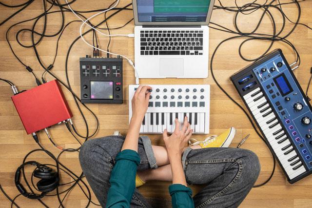 nhạc sĩ là người hướng nội