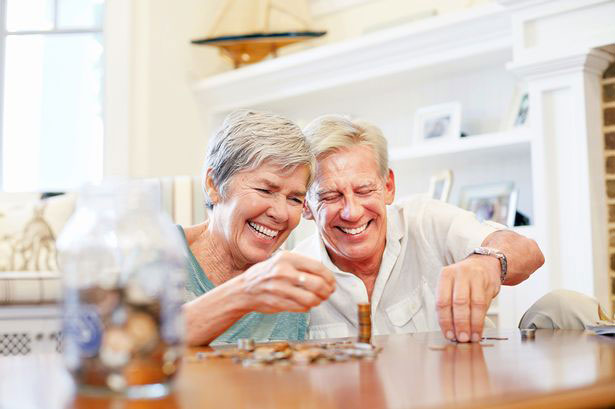 lương hưu phụ thuộc vào nhiều yếu tố