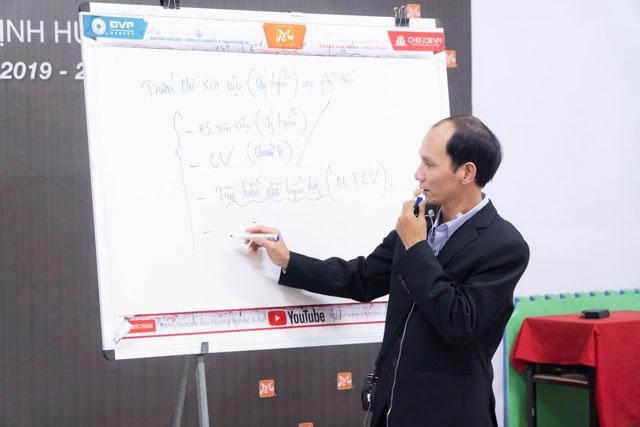 Thầy Lê Văn Kỳ