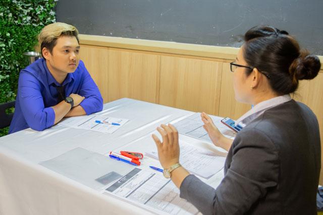 thỏa thuận giữa Chefjob và doanh nghiệp