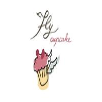Fly cupcake